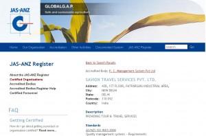 ISO 9001:2008 Cerificate